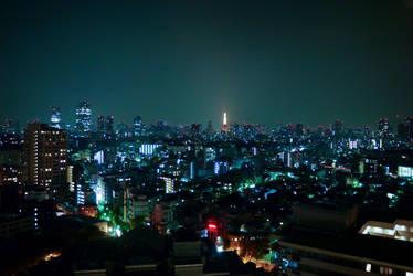 Tokyo 03 by spiderfab