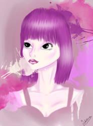 purple by bobfarias