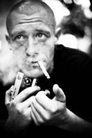 Ignite from Nicotine by kuniophoto