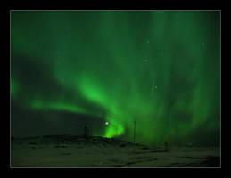 Aurora Borealis by Clipsey