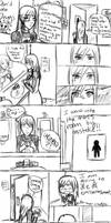 Evo Tournament: Intro Comic by Water-Earth-Fire-Air