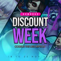 Discount Week by Lord-Dominik