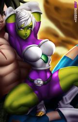 Cheelai - Dragon Ball by Lord-Dominik