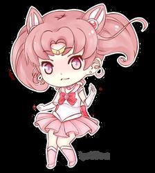 Chibiusa by LynHaru