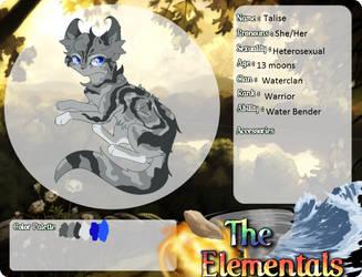 Elementals Application By Sapsterz-dbg4c5p by CelestiaSpring