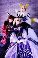 Cosplay - Touhou Koumajou Densetsu II - Yakumo by yurkary