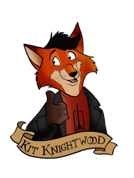 Kit Knightwood Badge by R101D