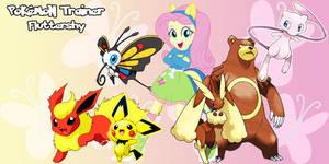Pokemon Trainer Fluttershy by LightDegel