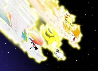 Friendship is Power by LightDegel
