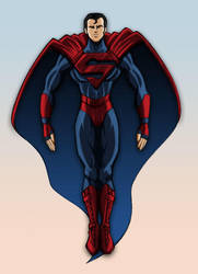 The Last Son of Krypton by Isfet