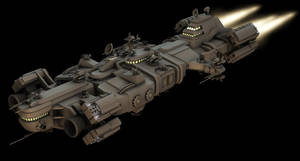 Dynaheir ST42 - Frigate MK3 A by eRe4s3r