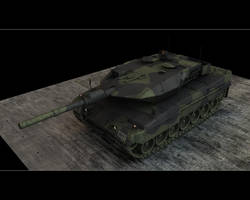 Leopard 2a6 View 1 by eRe4s3r