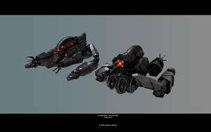 Remnant Mk2 - Flight Mode by eRe4s3r