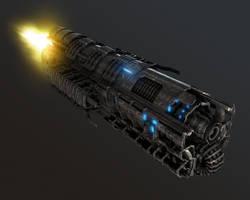 Spaceship 2 by eRe4s3r