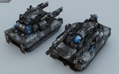 Heavy Armor Float - TANK Rev2 by eRe4s3r