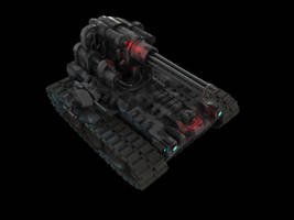 Modular Tank B by eRe4s3r