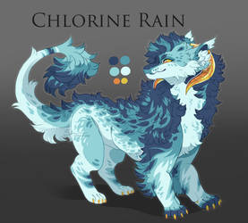 Chlorine Rain  (72 Hour Impress me Contest) by starfacee