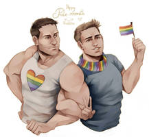 Nivanfield- Happy pride month by hi-host