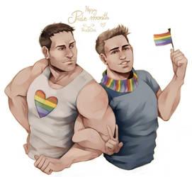 Nivanfield- Happy pride month by hi-host