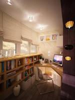 livingroom+studies by cats99