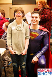 Heroes 4 Hope at the Rotary Special Needs Christma by MPBoruff