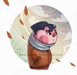 Autumn by Ivyel