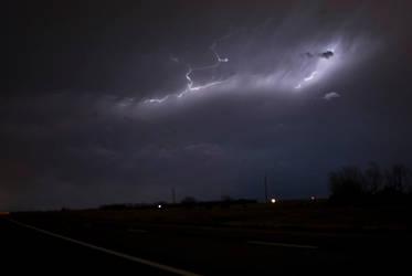 Lightning Storm 2 by CaffeinatedSky