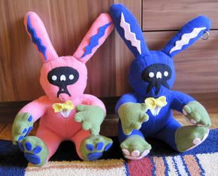 LM.C bunnies~ by Szonja-kun