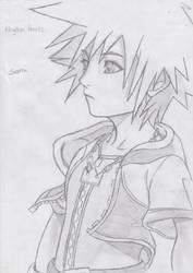 Sora - KH by AnimeStrife009
