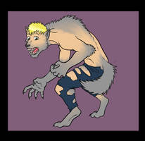 Werewolf TF 2 by Narubi2
