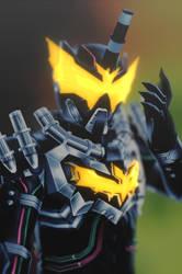 [MMD KAMEN RIDER] Steam Bat-Man by MIST-TO-GUN