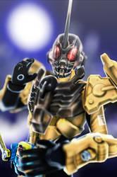 [MMD KAMEN RIDER] Robot in Grease! by MIST-TO-GUN