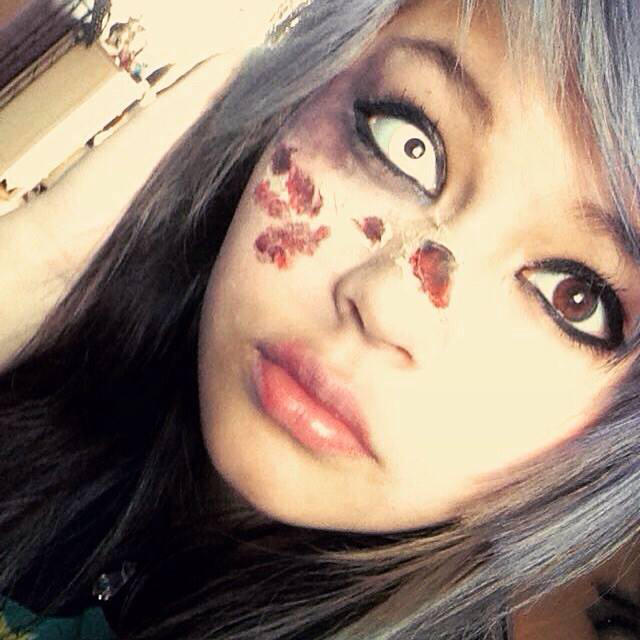 Gore Makeup By Momo By Momotheproxy On Deviantart - Gore-makeup