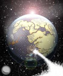 Sozin's Comet by jedimasterFeanorKun1