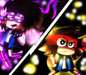 K.O and T.K.O by CielDoCiela