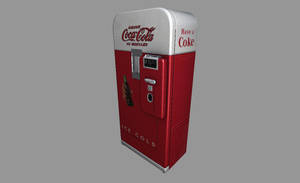 Cola Machine by SecondShadow17
