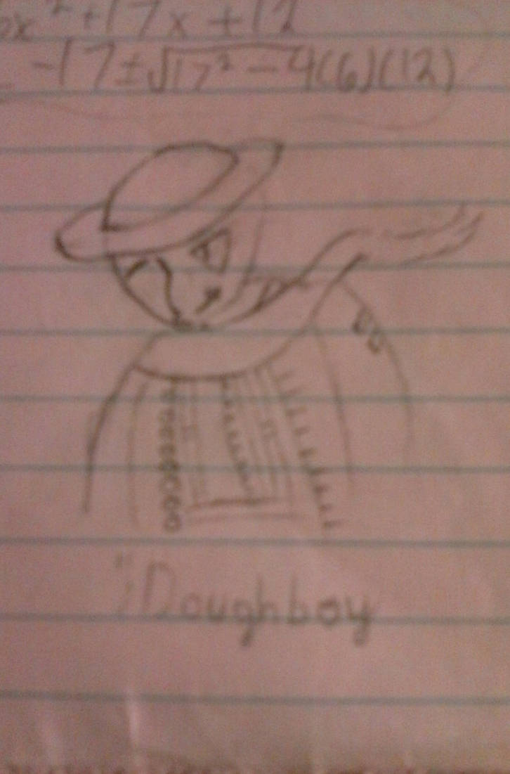 The Doughboy by smurphy365