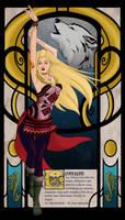 Card - Asa Amira by kyovgr