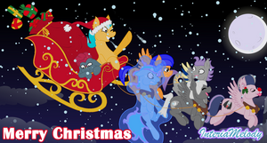 Merry Christmas by InteriaMelody