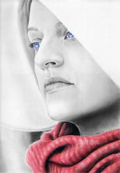 Elisabeth Moss by nabey
