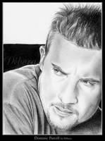 Dominic Purcell by nabey