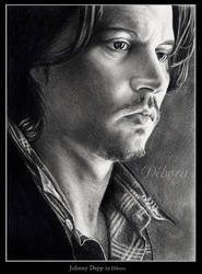 Depp thoughts II by nabey