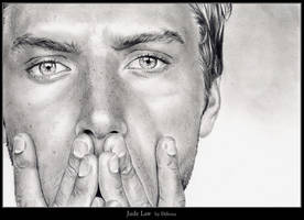 Behind blue eyes by nabey