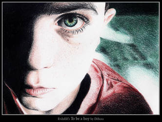 .To be a Boy. by nabey