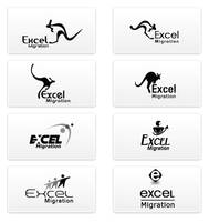 Excel Migration Logo by artistritesh