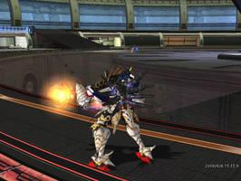 RF PoA Gundam by akosimark