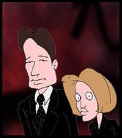 X-Files by PixelTribe