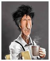 Dustin Hoffman by PixelTribe