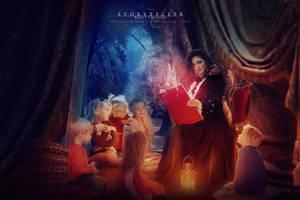 Storyteller by dreamswoman