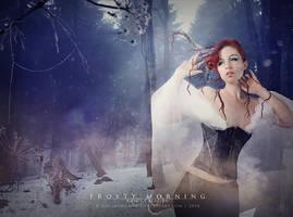 Frosty Morning by dreamswoman